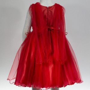 The little ball gown